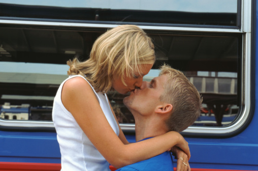 Where Would You Instate a Kissing Ban?