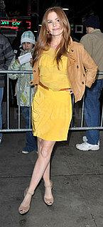 Celeb Style: Isla Fisher