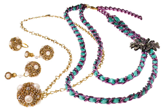 Erickson Beamon For Target Jewelry Collection