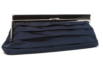 The Bag to Have: French Connection Layered Ribbon Clutch