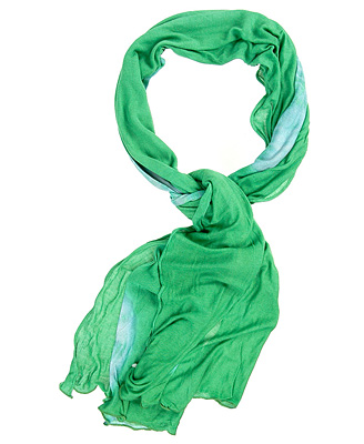 Forever 21 Concentric Tie-Dye Scarf ($8)
