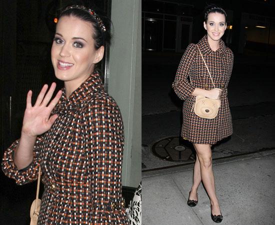 Celebrity Style: Katy Perry
