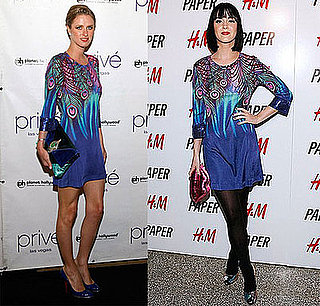 Who Wore It Better? Matthew Williamson For H&M Peacock Print Dress