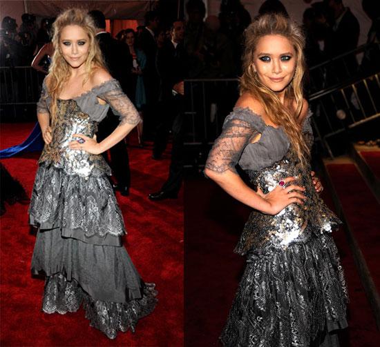 The Met's Costume Institute Gala: Mary-Kate Olsen