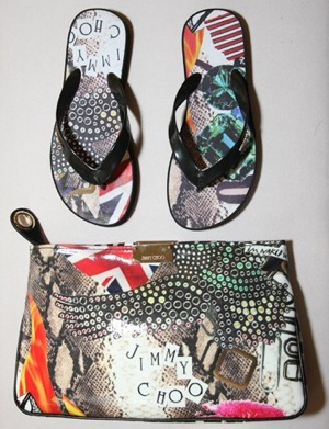 Jimmy Choos Creates Charity Line For Elton John Foundation