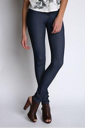 Trend Alert: Denim Leggings