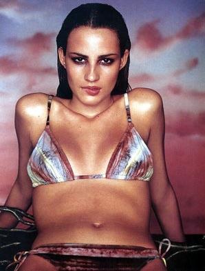 Photos of Model Fernanda Tavares