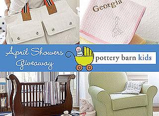 Win $2,500 Toward a Nursery From Pottery Barn Kids!