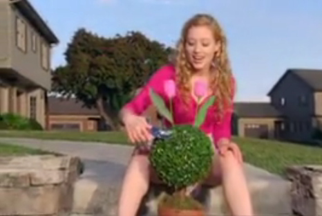 "Wilkinson Sword ""Mow the Lawn"" Commercial With Bikini Line Shaving Song"