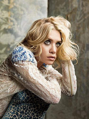 Ashley Olsen - Marie Claire September 2009