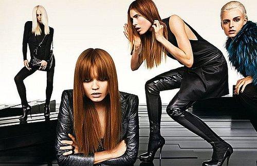 Gucci Fall 2009 Ads