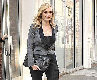 Photo of Kate Winslet Out in NYC