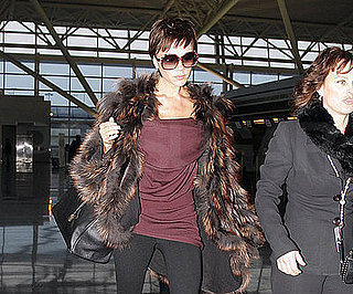 Photo of Victoria Beckham at JFK Airport 2009-02-18 15:00:00