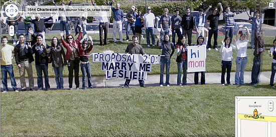 Five Geeky Marriage Proposals