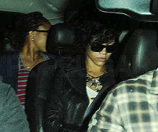 First Photo of Rihanna Out in LA