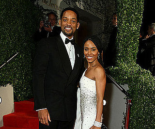 Photos of Will Smith and Jada Pinkett-Smith at the Vanity Fair Oscars Afterparty