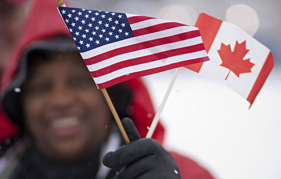 Sugar Shout Out: Americans Love to Love Canada