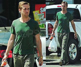 Gosling Goes Green