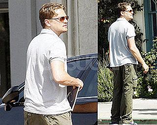 Leonardo DiCaprio Isn't Gazing Down the Aisle at Bar