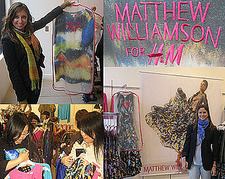Sugar Shout Out: Matthew Williamson For H&M Hits SF