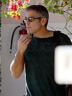 Clooney in Miami
