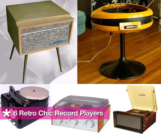 Vinyl and Record Players Making a Comeback