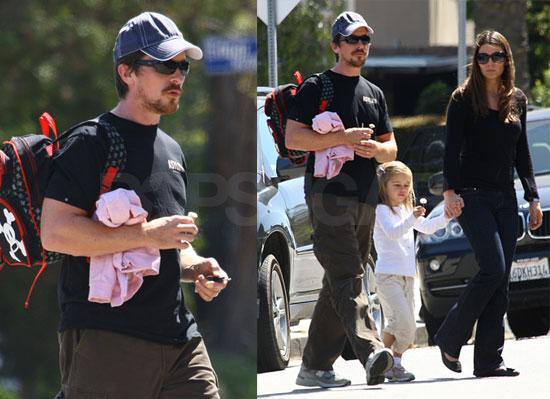 Christian Bale Addresses His Rant