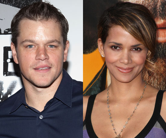 Matt Damon vs. Halle Berry