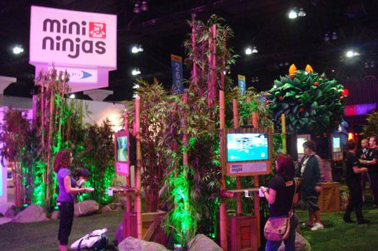 Mini Ninjas Takes Cute to the Next Level at E3