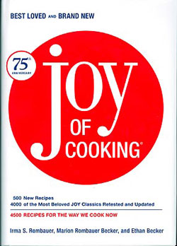 Cookbook Recipes Yielding More Caloric Servings Than Ever