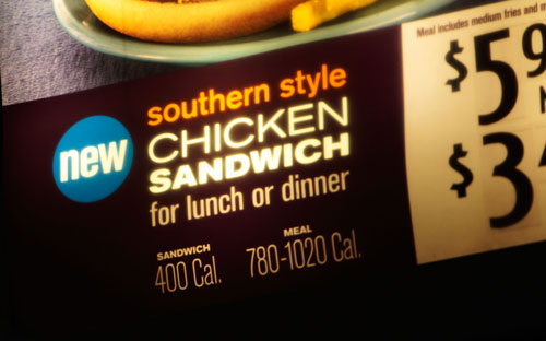 Do You Think All Fast Food and Chain Restaurants Should Post Calorie Counts?