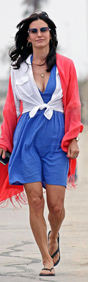 Celeb Style: Courteney Cox