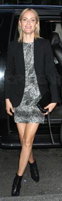 Celeb Style: Amber Valletta