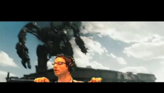 Gil Ozeri Parody of Christian Bale's Tirade