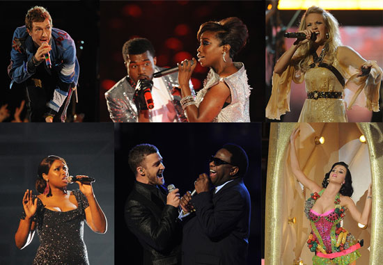 Announcing the Winners: The 2009 Grammy Awards