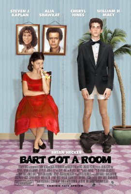 Movie Preview: Bart Got a Room