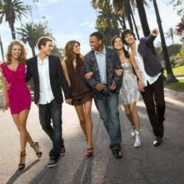 The CW Renews 90210, Gossip Girl, Four Others