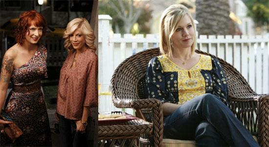 """90210 Recap and Videos: Episode 19, """"Okaeri, Donna!"""""""