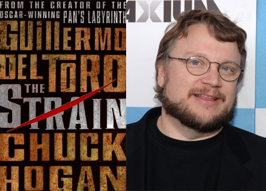 Del Toro Promotes His Vampire Books; Kinda Disses Twilight