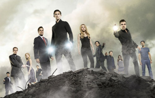 Heroes Casting News and New Characters for Season Four