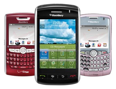 Verizon's Twofer BlackBerry Deal