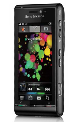 Daily Tech: Sony Ericsson Kicks Off MWC 2009 With the Idou