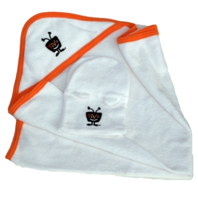 The Hooded Baby Towel
