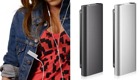 Apple Announces New Third-Generation iPod Shuffle