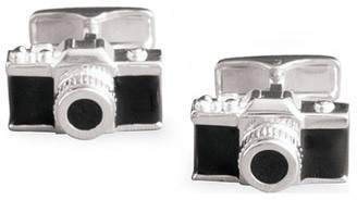 Camera Cufflinks for Men by Johnston and Murphy