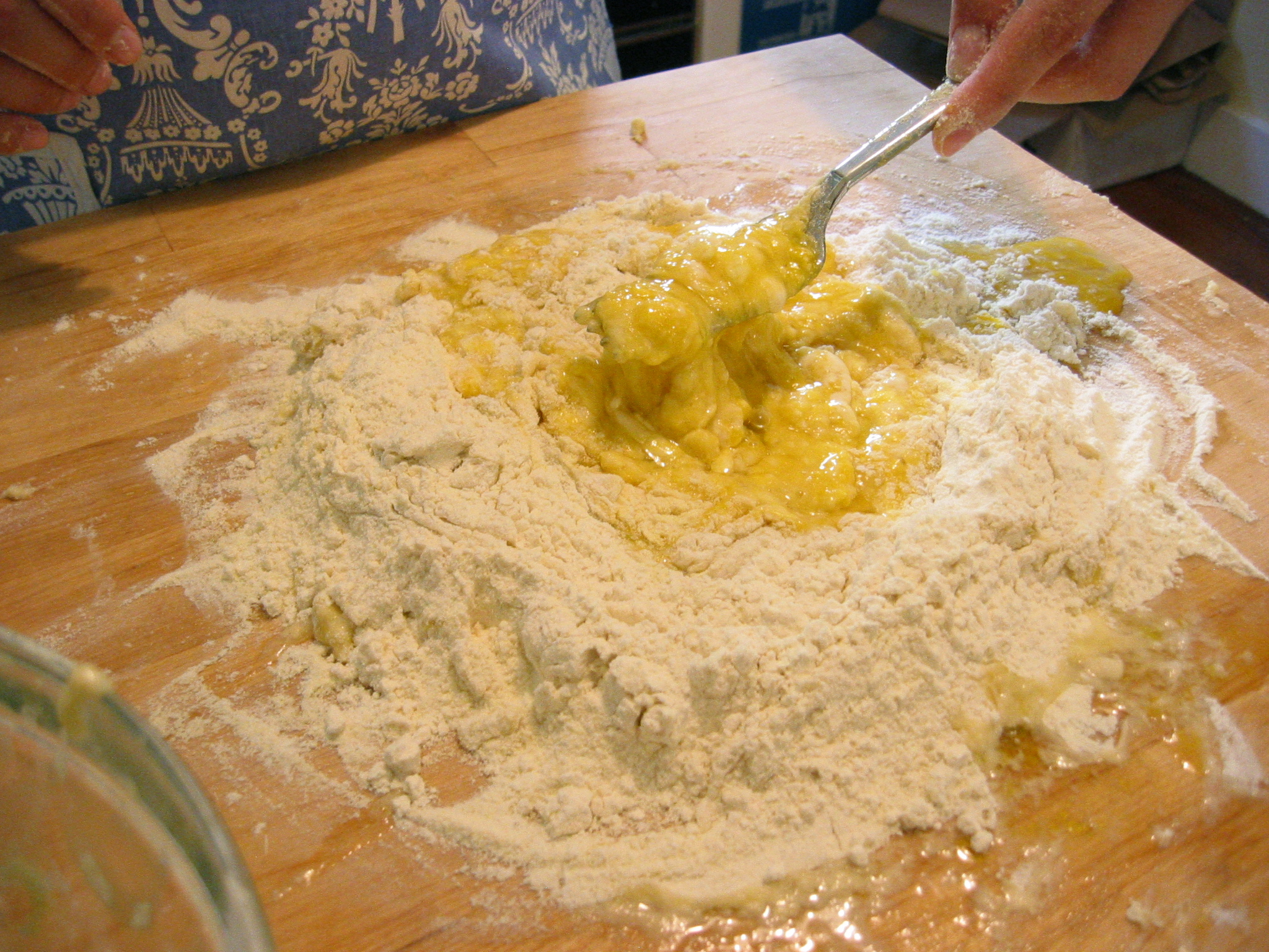 Homemade Pappardelle Pasta Recipe Food Network