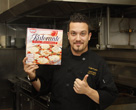 Top Chef's Fabio Viviani Getting His Own Pizza Line, TV Show