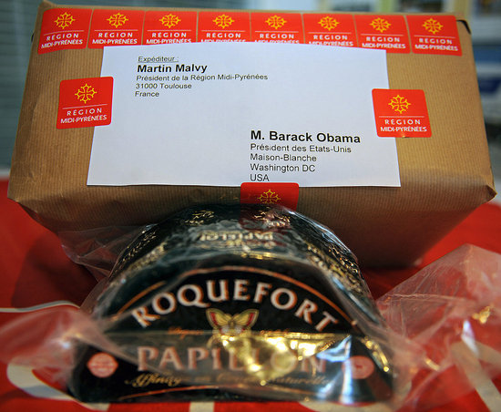 US Delays Roquefort Tariff