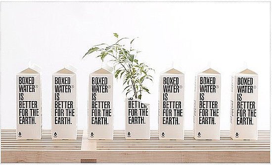 Boxed Water Poll