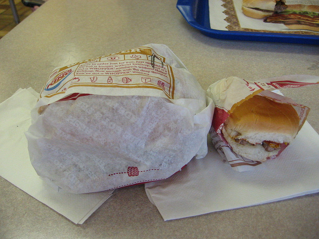 Burger King's BK Shots